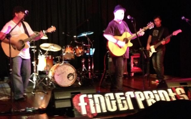 Brisbane Broncos Leagues Club for Sprintcars QLD July 2012 - sound check..
